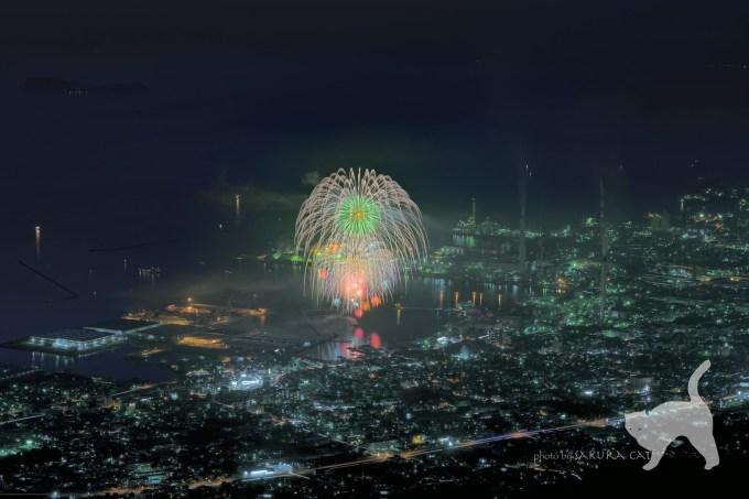 みなと祭り花火大会 2018 | 四国中央市