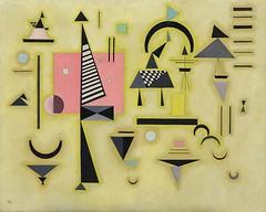 Wassily Kandinsky, Entscheidendes Rosa (March 1932)