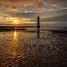 Perch Rock Sunset