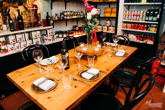 Lupo Verde Osteria Media Dinner-22