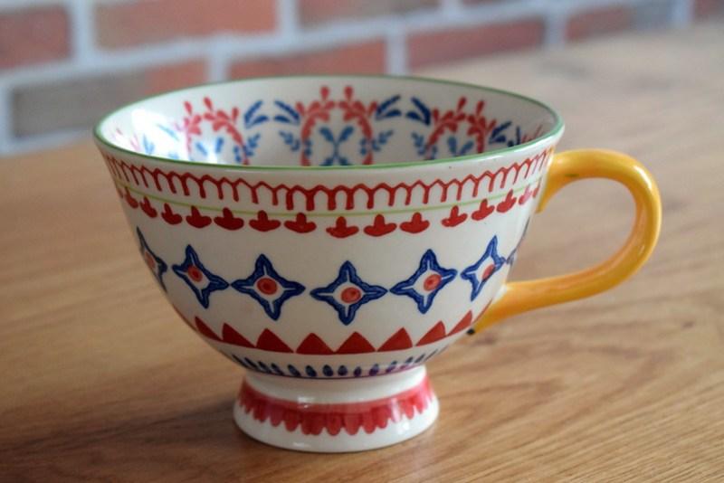 Hippy mug