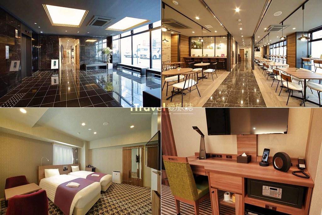 Hotel Oriental Express Osaka Shinsaibashi 2