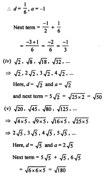 rs-aggarwal-class-10-solutions-chapter-11-arithmetic-progressions-ex-11a-1.1