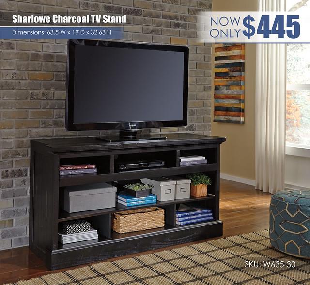 Sharlowe Charcoal TV Stand_W635-30