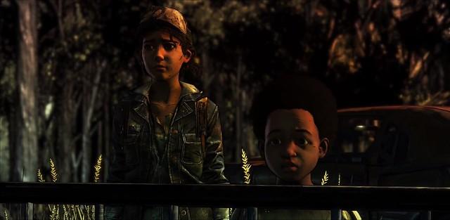 The Walking Dead Het laatste seizoen - Ring the Bell