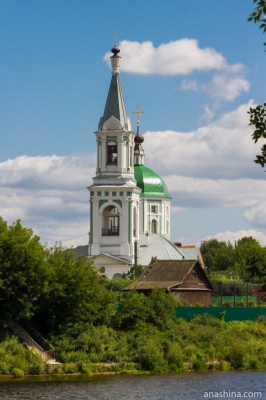 Церковь Великомученицы Екатерины Свято-Екатерининского женского монастыря, Тверь