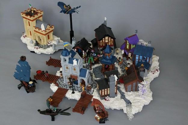 Town of Khevroa