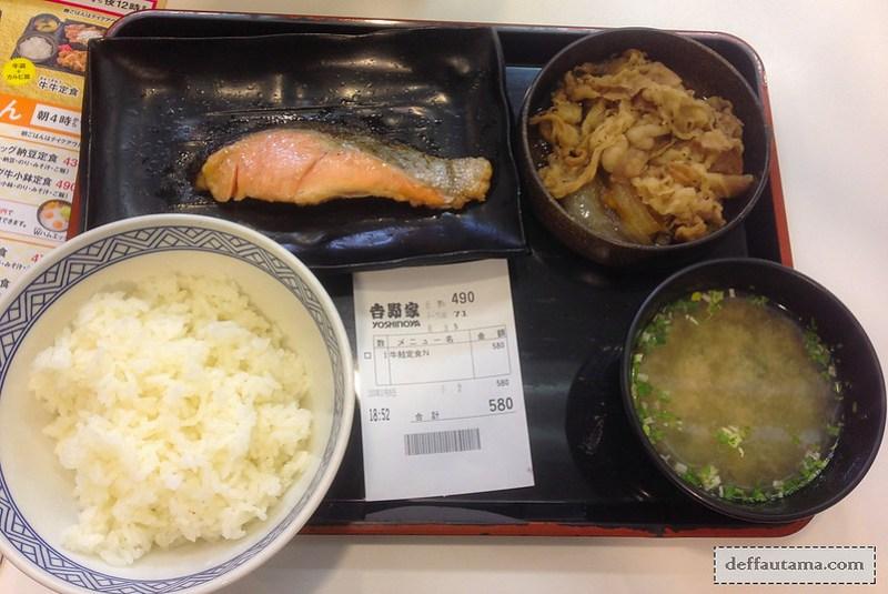 9 Hari Babymoon ke Jepang - Yoshinoya