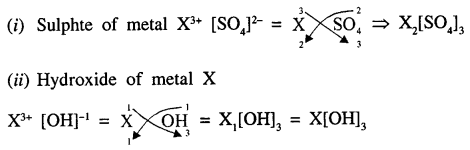 New Simplified Chemistry Class 9 ICSE Solutions - The Language Of Chemistry - 4