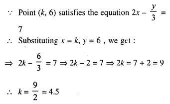 Selina Concise Mathematics Class 10 ICSE Solutions Chapter 14 Equation of a Line Ex 14A 3