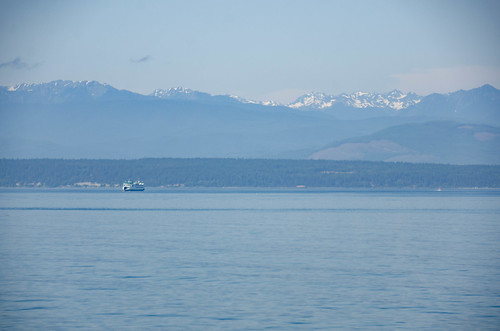 Coupeville to Port Townsend Ferry