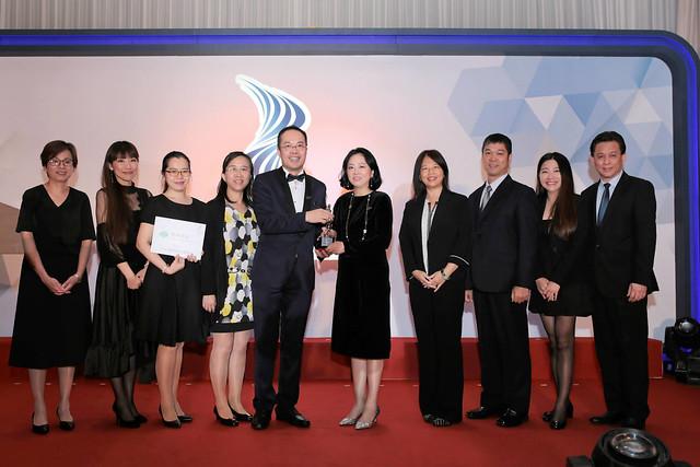 國泰商旅深獲全體員工肯定 獲頒「2018亞洲最佳企業雇主」大獎