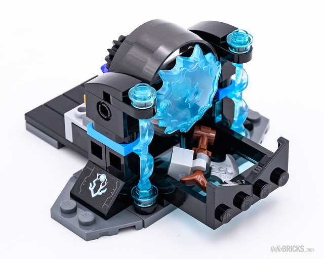 REVIEW LEGO Marvel 76102 Thor's Weapon Quest 3