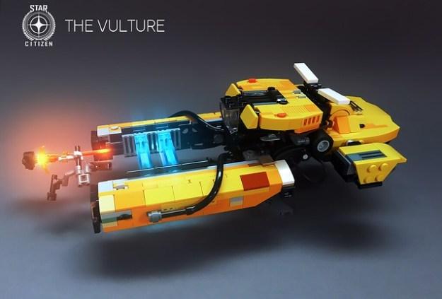The Vulture (Star Citizen) LEGO MOC
