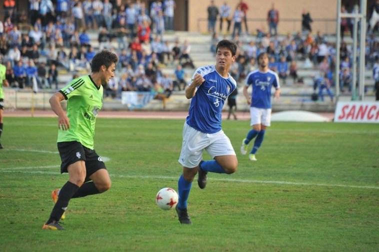 SFCD 0-1 Recreativo de Huelva ( jornada 16, 26-11-17)