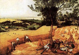 300px-Pieter_Bruegel_the_Elder_-_The_Corn_Harvest_(August)_-_WGA03451