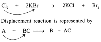 New Simplified Chemistry Class 9 ICSE Solutions - Chemical Changes and Reactions 8.1