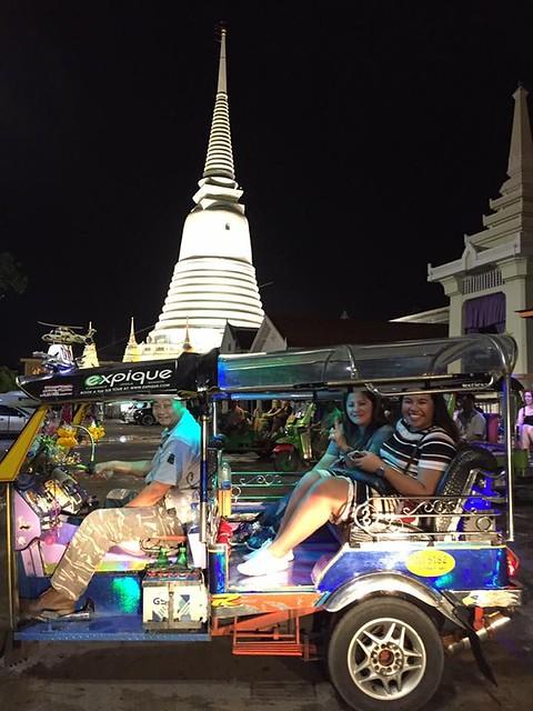 3a. Bangkok by Night Temples, Markets and Food by Tuk-Tuk
