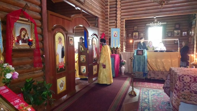 2018 06 24 Liturgy in Our Church