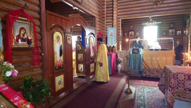 2018 06 24 Liturgy in Our Church