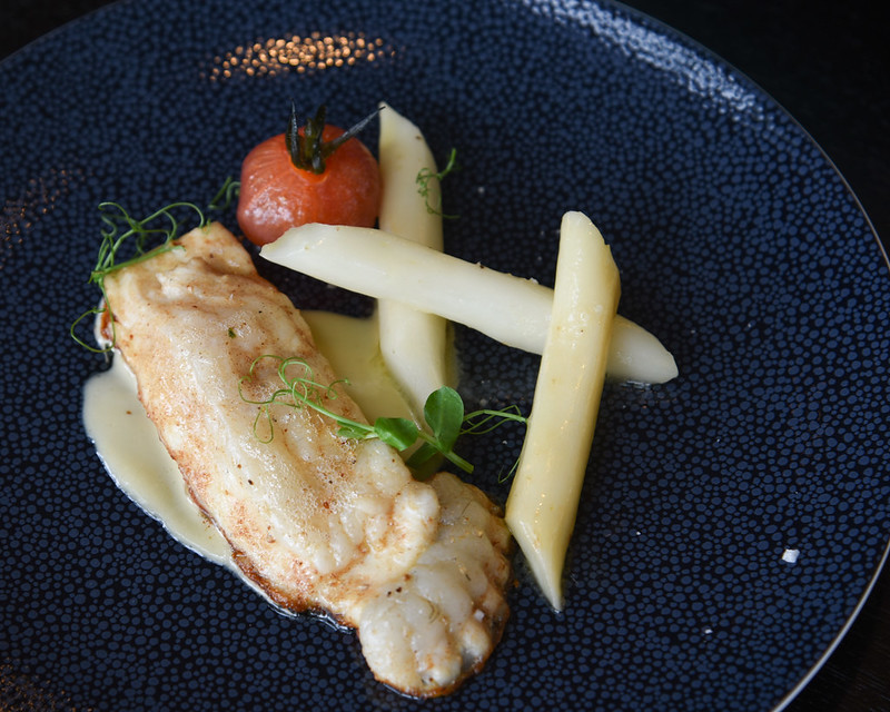 turbot at racines
