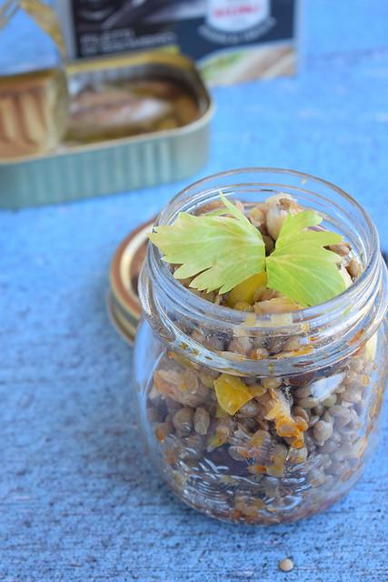 insalatina di lenticchie estiva_lapulcetraifornelli