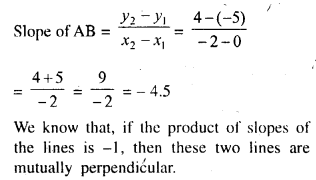 Selina Concise Mathematics Class 10 ICSE Solutions Chapter 14 Equation of a Line Ex 14B 5