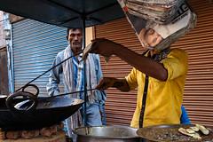 Street food - Varanasi, India
