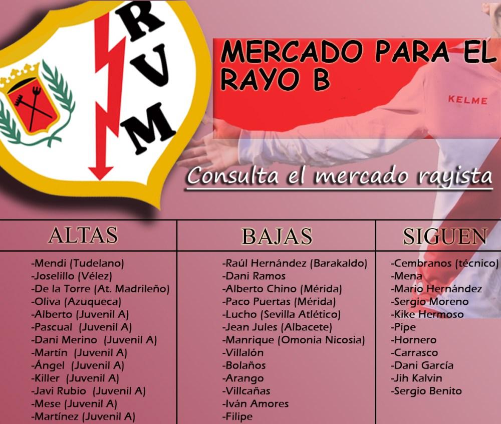 MERCADO rayo b