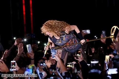 حفل شاكيرا في لبنان (3)