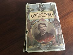 David Livingstone book