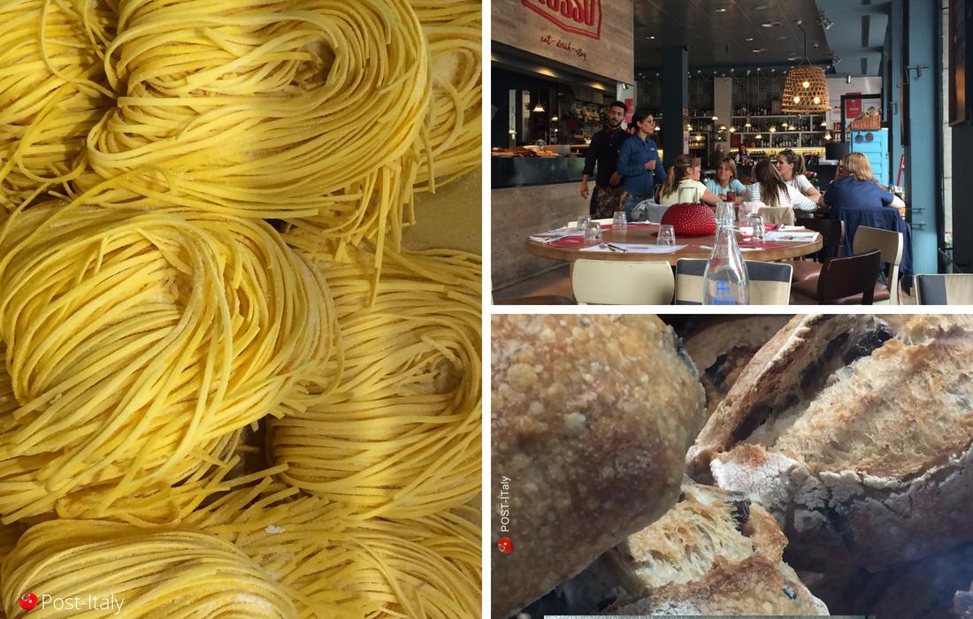 Dicas de restaurantes em Roma