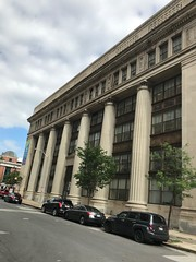Chase Brexton Health Care/Former Monumental Life Building (1926), 1111 N. Charles Street, Baltimore, MD 21201