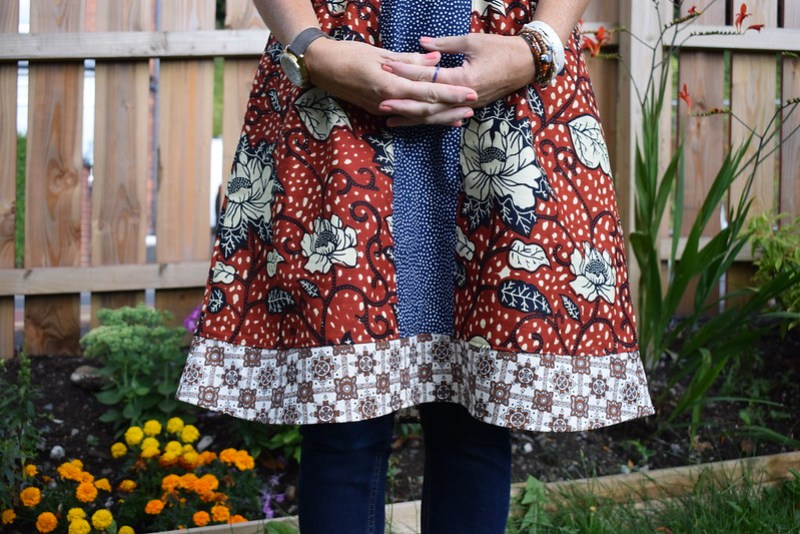 Hippy Granny Tunic