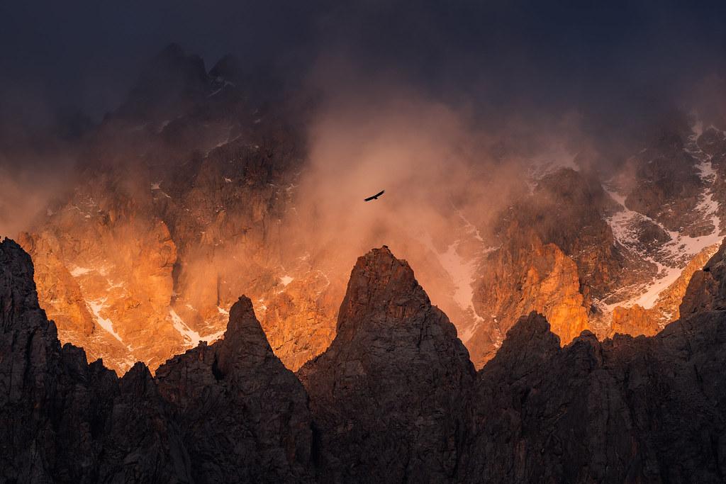 Ala-Archa Kyrgyzstan Inferno