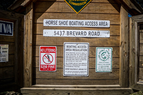 Horse Shoe Access at French Broad River-002