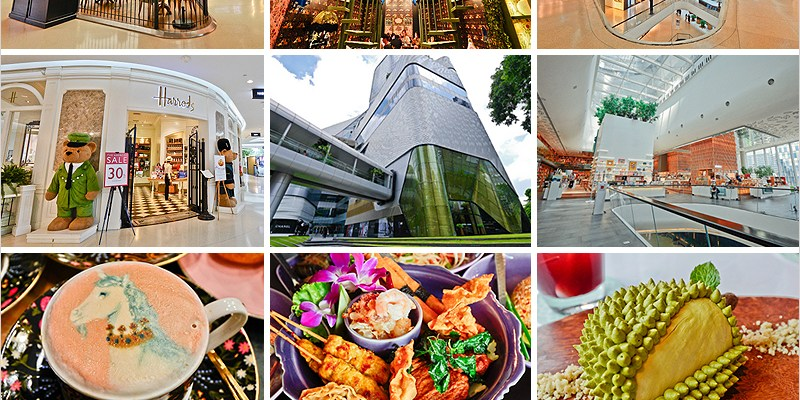 泰國曼谷必逛   Central Embassy時尚貴婦級百貨公司,nara泰式料理、Open House、網美級夢幻咖啡廳通通一次攻略。