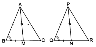UP Board Solutions for Class 9 Maths Chapter 7 Triangles 7.3 3