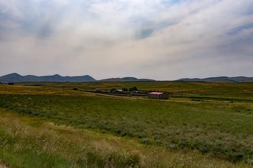 Driving Across Montana-2
