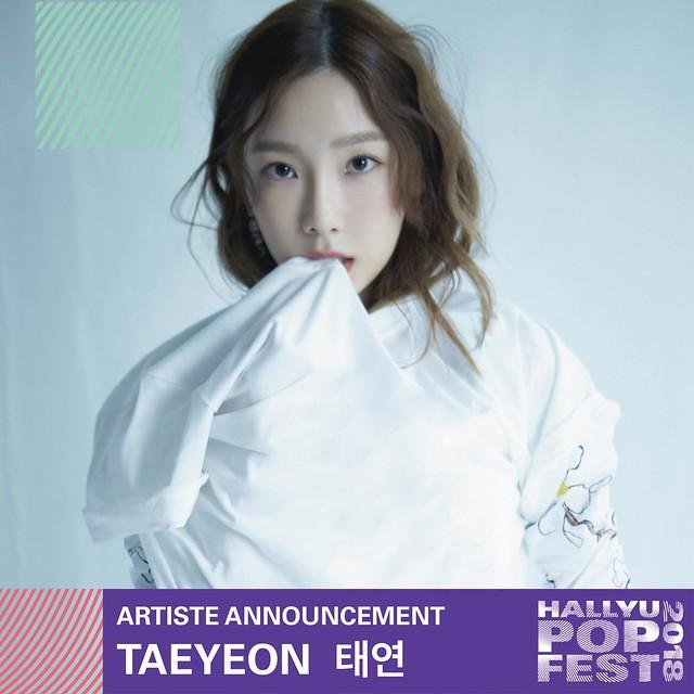 HallyuPopFest 2018 - TAEYEON