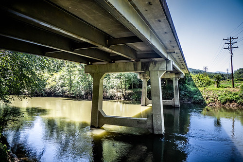 Blantyre Access on French Broad River-004