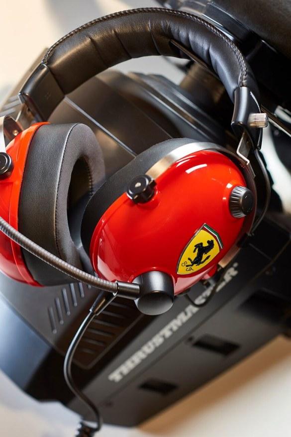Ferrari Thrustmaster Headset