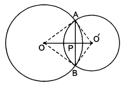 UP Board Solutions for Class 9 Maths Chapter 10 Circle 10.3 3