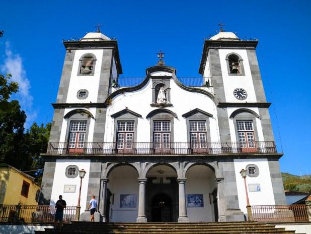 iglesia de Nostra Senhora do Monte