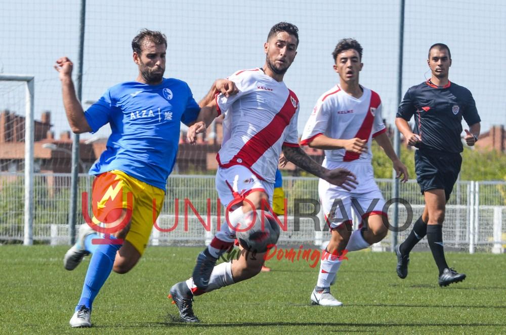 Rayo B 2-2 Las Rozas