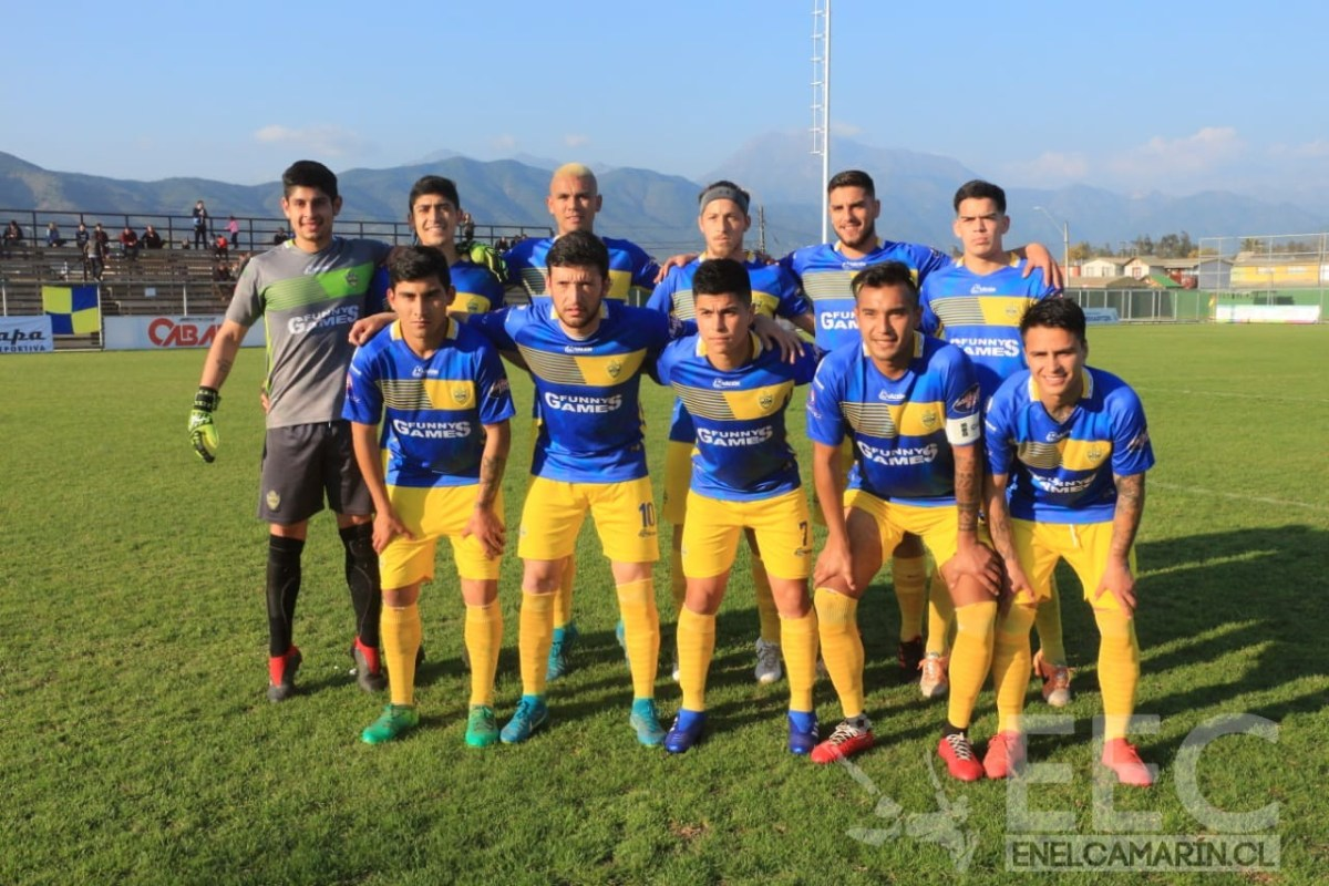Deportes Limache 1-1 Deportes Rengo
