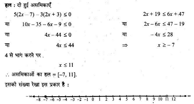 UP Board Solutions for Class 11 Maths Chapter 6 Linear Inequalities 10