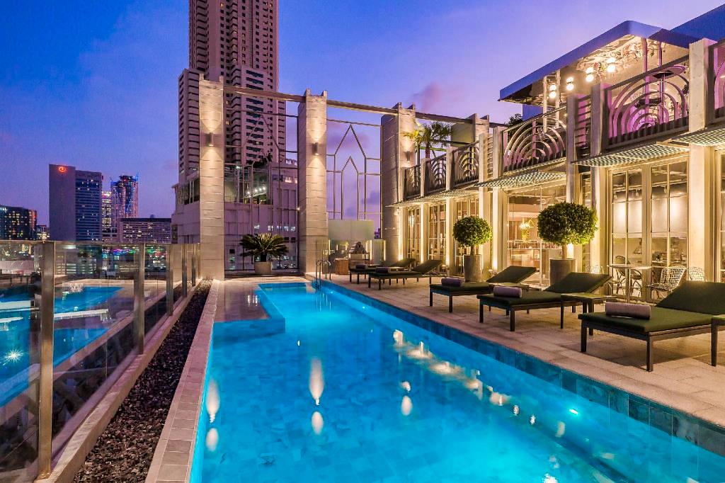 Akara Hotel Bangkok 1