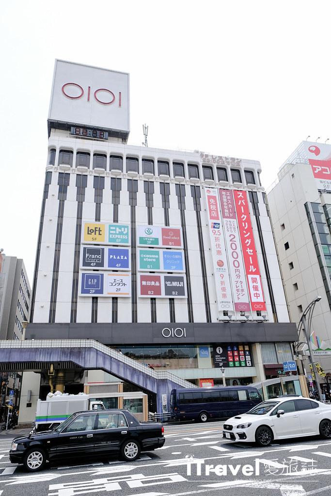 東京上野飯店推薦 Hotel Wing International Select Ueno-Okachimachi (10)