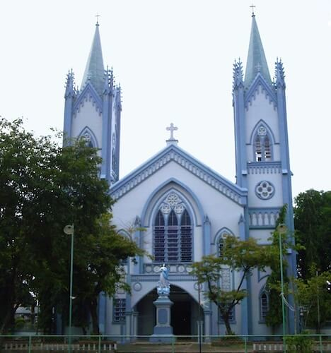 Immaculate Conception Cathedral, 50+ Things to Do in Puerto Princesa, Tourist Spots Survive Travel (8)